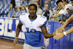 Nate Burleson (courtesy of Associated Press)