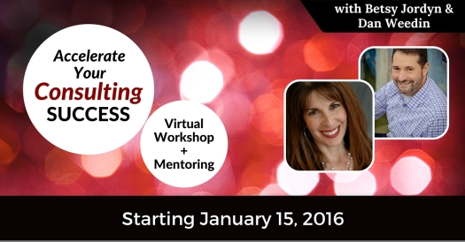 Accelerate success starting jan 15